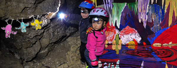 "Contest of Kid's Drawing ""Caves in the eyes of our children 2019"""