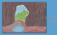 Вид с пещеры