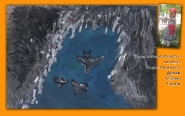 Кажани полюбляють печери