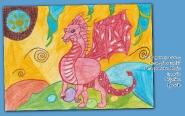 Світ динозавра в печері стихій