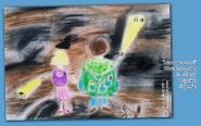 Діти у печері