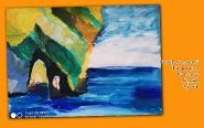 Печера в океані