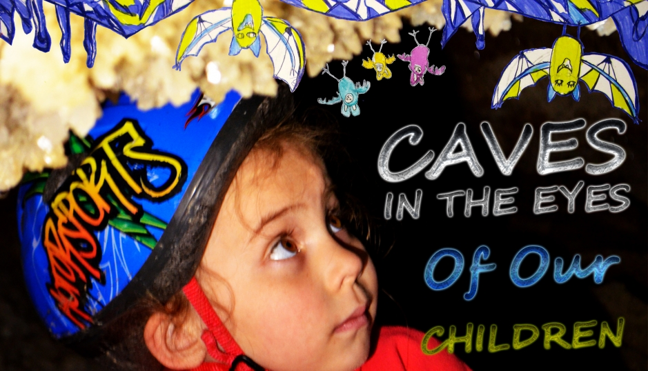 Caves in the eyes of our children